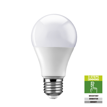 Segmented Dimming LED Bulbs-Classic Serie