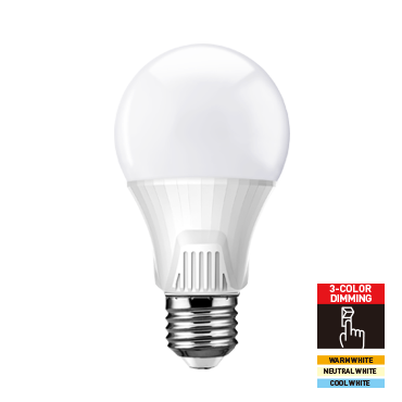 Segmented Color LED Bulb-Ballet Series