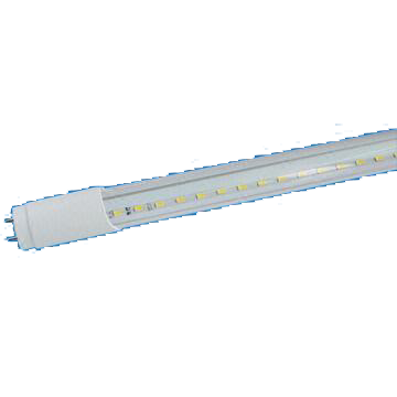 18W LED T8 Tube with Oyster White Cover, 30,000 Hours Lifespan and 100 to 240V Voltage