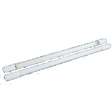 18W LED T8 Tube with Transparent Cover, 25,000 Hours Lifespan and 100-240V