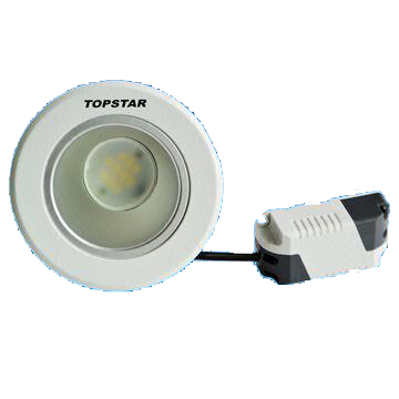2.5-inch LED Downlight with 25,000 Hours Lifespan, 100 to 240V Voltage and 5W Power