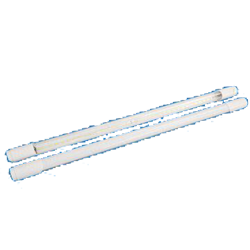 21W T8 LED Tube with Transparent Cover, 30,000 Hours Lifespan and 100 to 240V Voltage