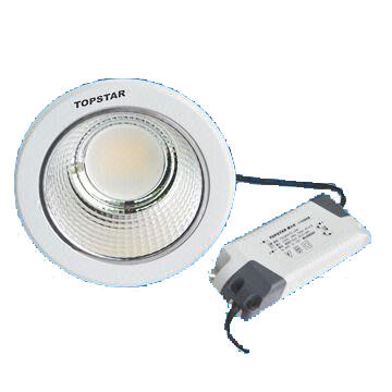 4-inch LED Downlight with 25,000 Hours Lifespan, 100 to 240V Voltage and 18W Power