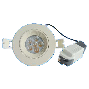 5W LED Ceiling Light with 40,000 Hours Lifespan and 100-240V Operating Voltage