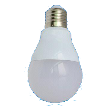 7W Dimmable A60 LED Bulb with 30,000 Hours Lifespan and 220 to 240V Voltage