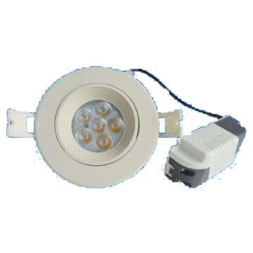 7W LED Ceiling light with 40,000 Hours Lifespan and 100 to 240V Operating Voltage