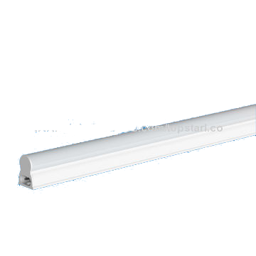 8W T5 LED Tube with Transparent Cover, 25,000 Hours Lifespan and 100-240V