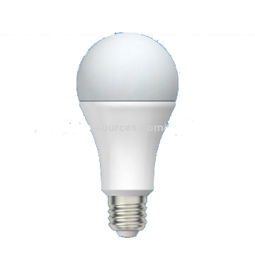A67 13W LED Globe Bulb with 25,000 Hours Lifespan and 100-240V