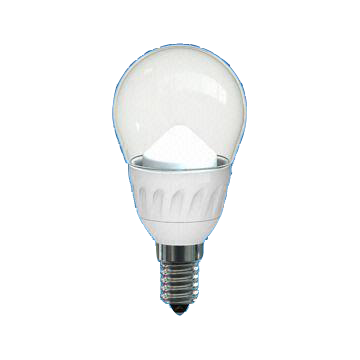 Dim A15 3.5W LED Deco Bulb with Transparent Cover, 25,000 Hours Lifespan and 100 to 240V Voltage