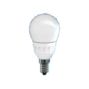Dim A15 4W LED Deco Bulb with Oyster White Cover, 25,000 Hours Lifespan and 220 to 240V Voltage