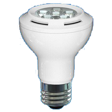 Dimmable PAR20 7W LED Bulb with 30,000 Hours of Lifespan and 220-240V