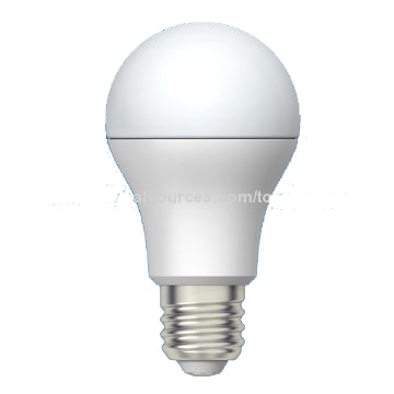 LED A60 Globe Bulb, 10W Power with 25,000 Hours Lifespan and 100-240V Voltage