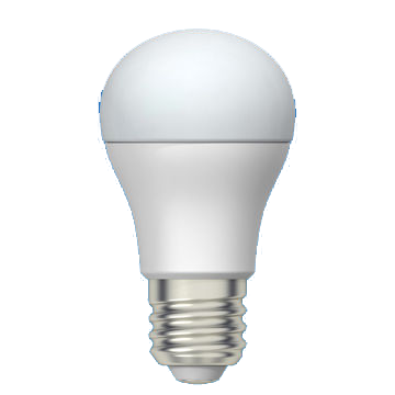 LED Bulb, A55 3.5W with 25,000 Hours Lifespan and 100-240V
