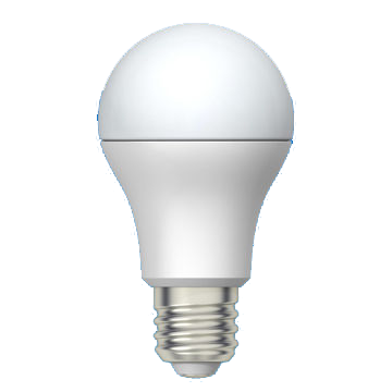LED Bulb, A60 7W with 25,000 Hours Lifespan and 100-240V