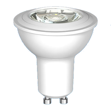 LED GU10 4.5W LED Lamp with 25,000 Hours Lifespan and 120V