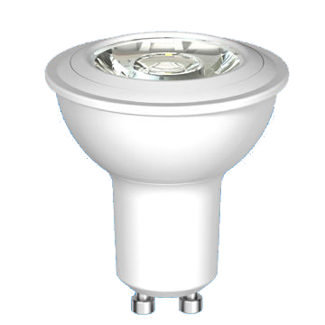 LED GU10 4W LED Lamp with 25,000 Hours Lifespan and 100-240V