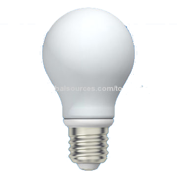 LED Globe Bulb, A60, 3.5W with 25,000 Hours Lifespan and 220V