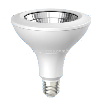 LED PAR38 12W LED Lamp with 25,000 Hours Lifespan and 100-240V