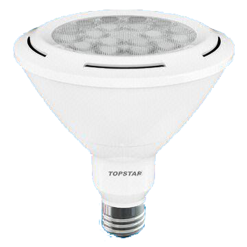 LED PAR38 18W LED Lamp with 30,000 Hours Lifespan and 100-240V