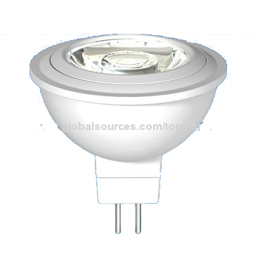 MR16 8W LED Ceiling Spotlight with 25,000 Hours Lifespan and 12V AC/DC Rated Voltage