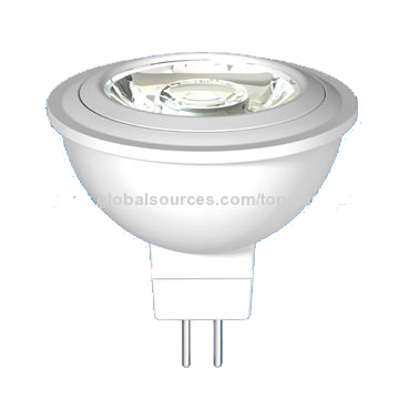 MR16 LED Ceiling Spotlight, 7W Power with 25,000 Hours Lifespan and 12V AC/DC Rated Voltage