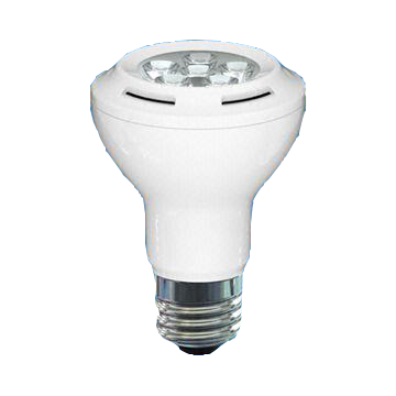 PAR20 7W LED Bulb with 30,000 Hours Lifespan and 100 to 240V Voltage