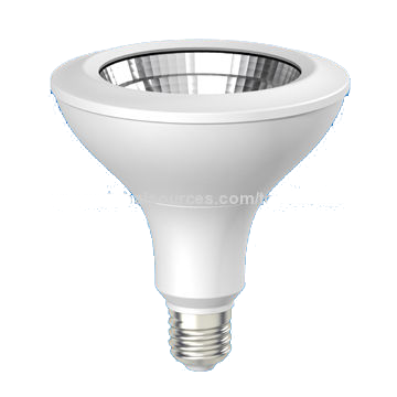 PAR38 16W LED Lamp with 25,000 Hours Lifespan and 100-240V