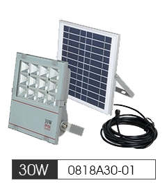 Solar Led Flood Light 30W
