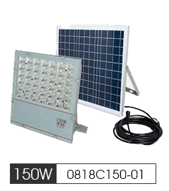 Solar Led Flood Light 150W