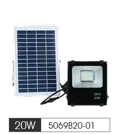 Solar Led Flood Light 20W