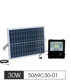 Solar Led Flood Light 50W